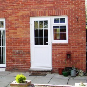 Back doors surrey window door replacement sci for Exterior back doors with glass