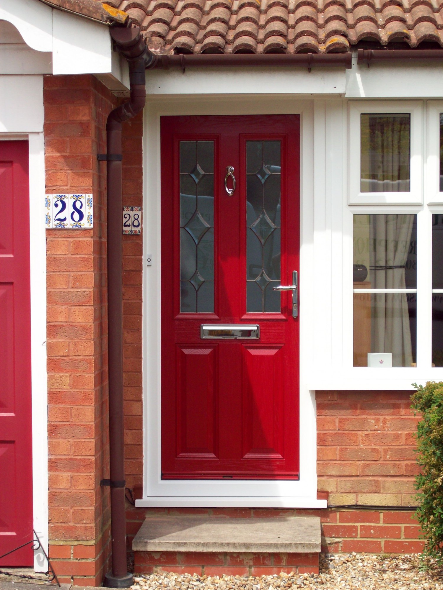 Composite door installation gallery sci windows for Composite windows