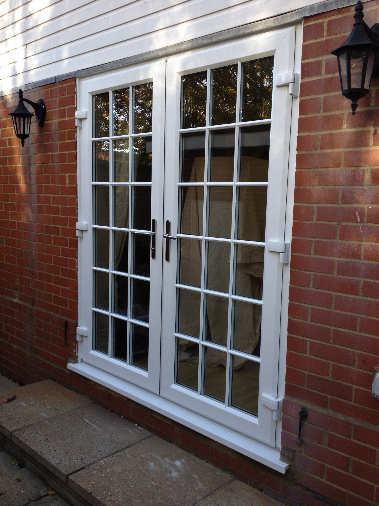 back door french door installations gallery sci windows