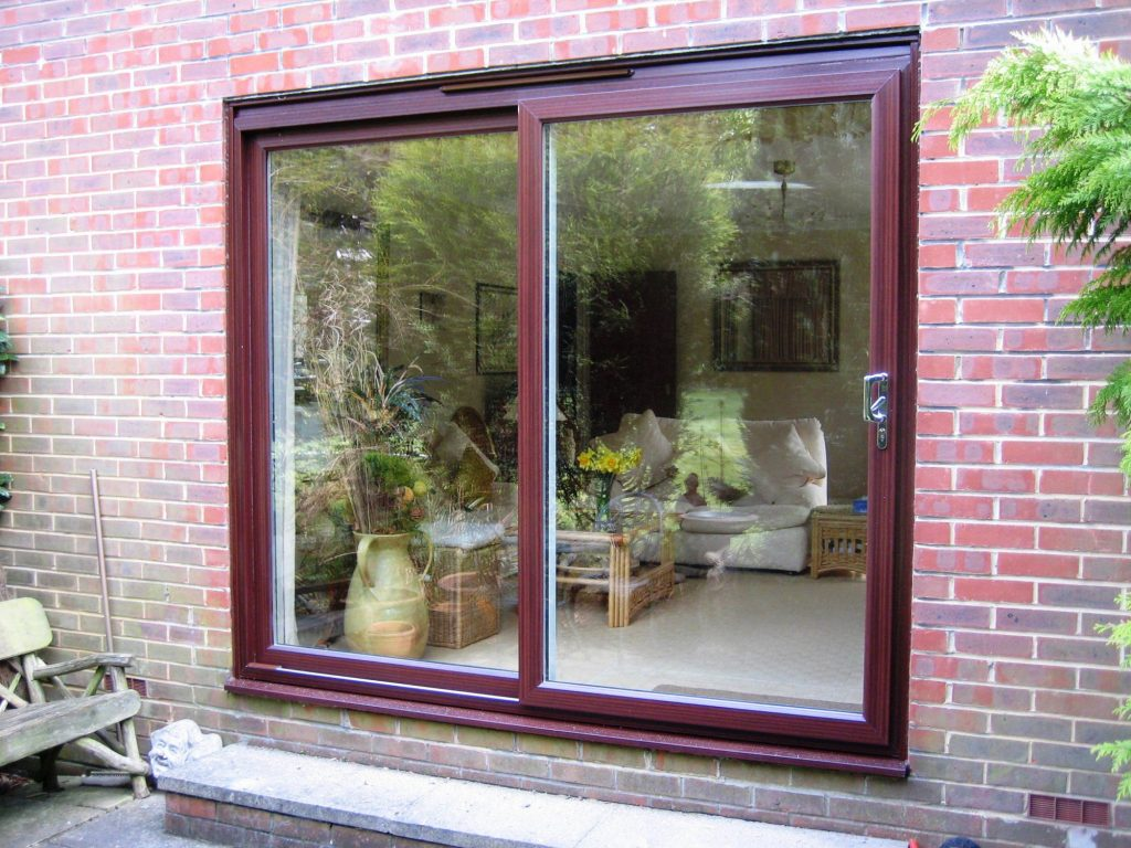 sliding patio doors sci windows. Black Bedroom Furniture Sets. Home Design Ideas