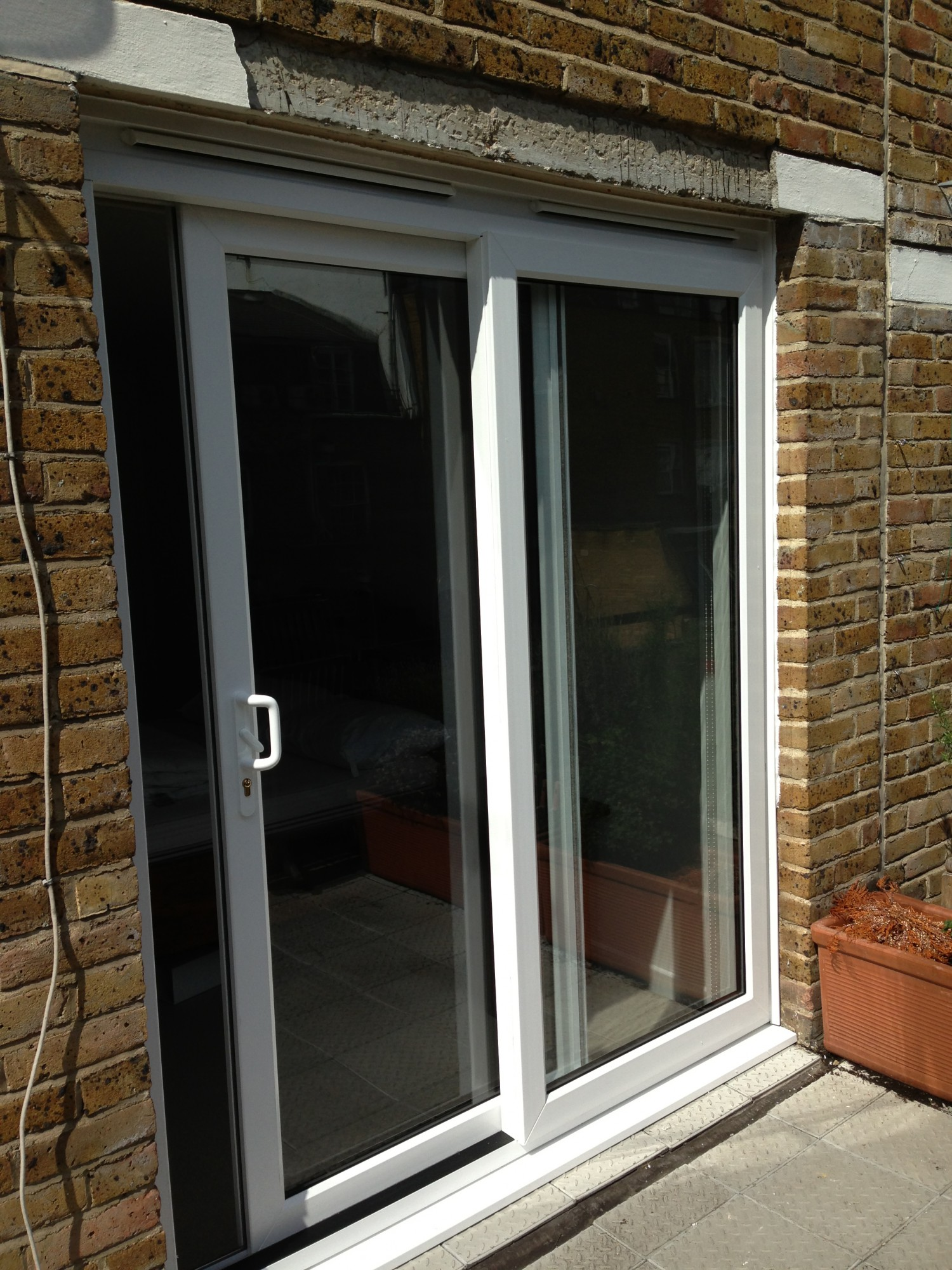 Sliding patio doors sci windows for Patio door companies