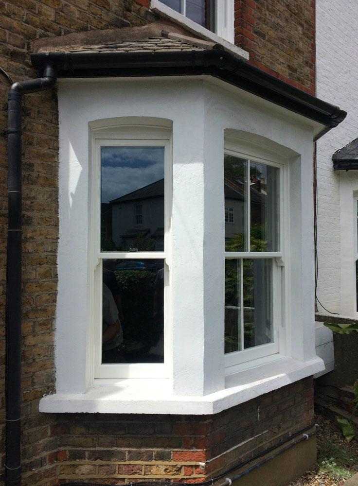 Aluminium Sash Windows : Replacing old aluminium with sliding sash windows sci