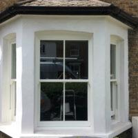 Replacing Old Aluminium with Sliding Sash Windows