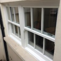 Sliding Sash Windows For Hotel Group