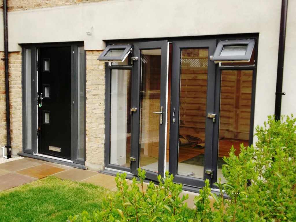 Back Door Amp French Door Installations Gallery Sci Windows