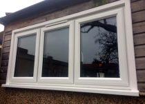 Large PVCu Window & Door Installation in Morden