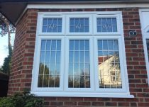 Bevelled & Leaded PVCu Windows & Doors