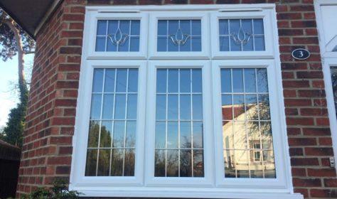 Bevelled & Leaded PVCu Windows & Doors