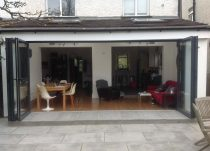 Bi-fold Doors in a Wallington Home