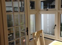 New PVCu Windows