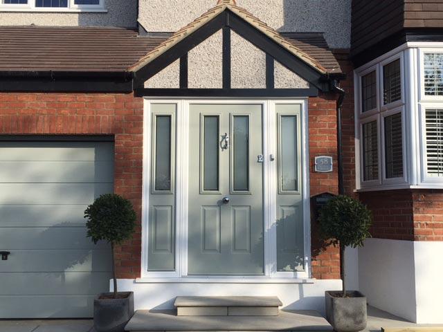 Composite Doors Suppliers & Installers in Surrey & South London