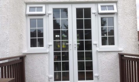 PVCu Windows and Doors for Morden Customers