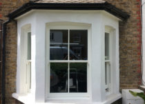 Replacing Old Aluminium with Sliding Sash Windows