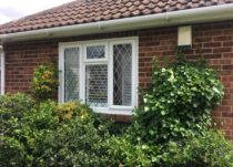 Chessington Bungalow Gets New Windows