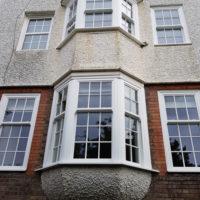 Heritage Sash Windows Installed in Wimbledon