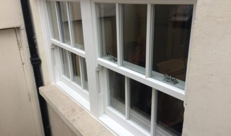 Sliding Sash Windows For Hotel Group