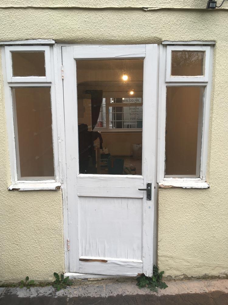 New Back Door Installation In Worcester Park Sw London