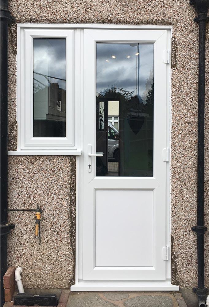Back Doors | Surrey Window & Door Replacement | SCI