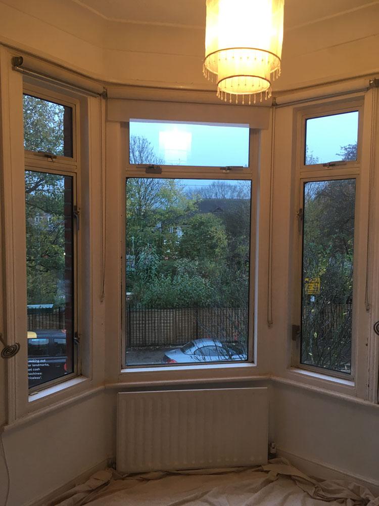 New Heritage Rose Sash Windows In Wandsworth Sci Windows