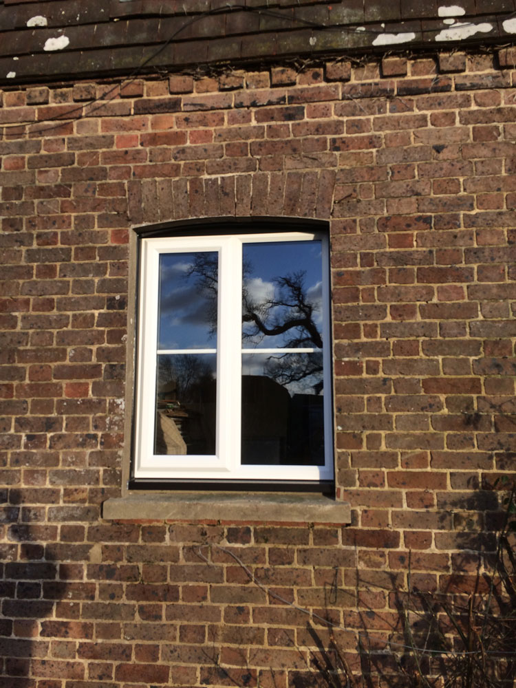 East Sussex Farmhouse Gets A Window Makeover