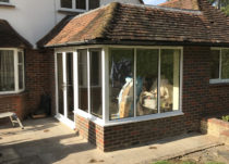 ALUK French doors and windows