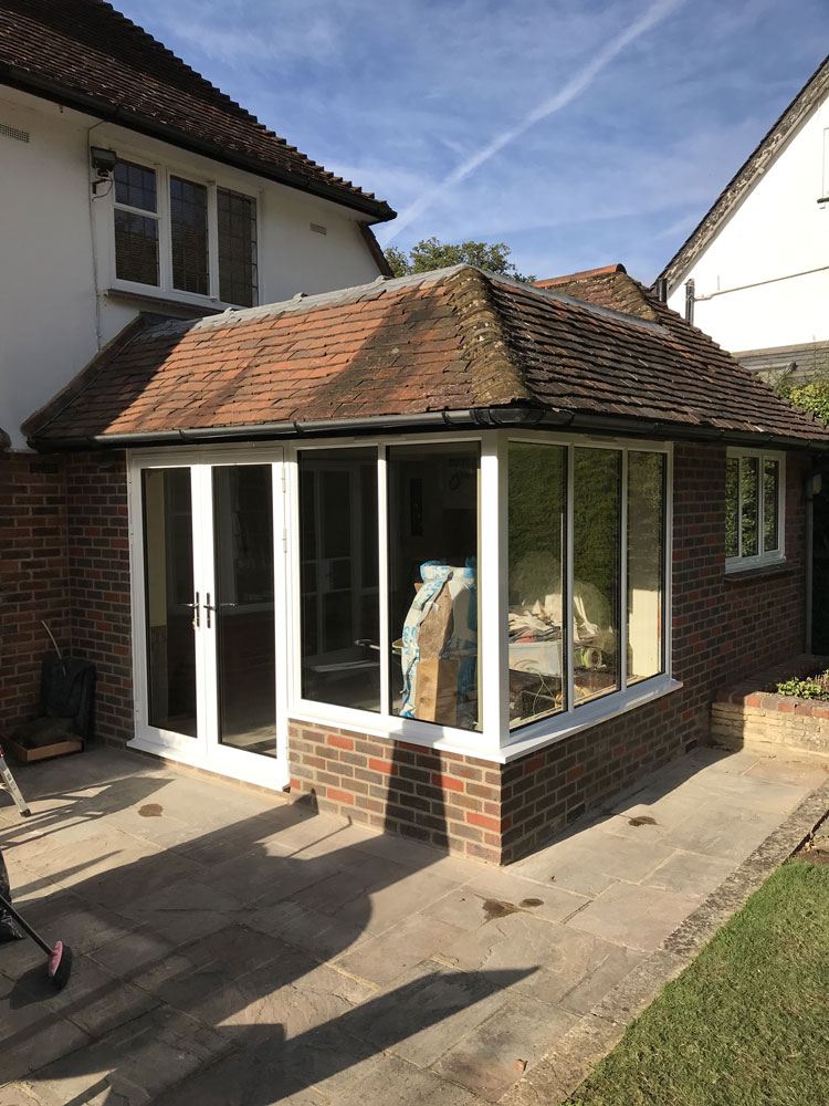 Aluk French Doors And Windows In Surrey Amp London Sci Windows