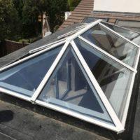 New Roof Lantern Installation in Banstead