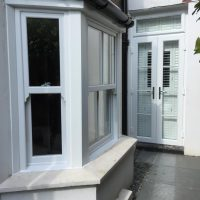 Charisma Rose Sash Windows