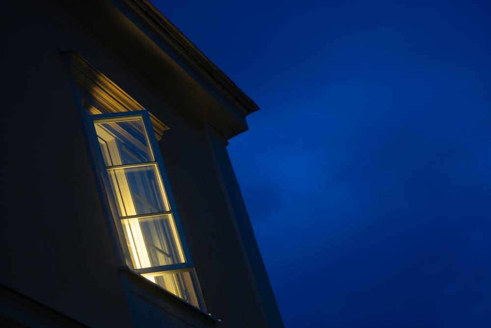 windows open overnight