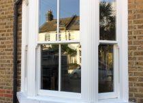 White Ultimate Mk2 Rose Sash Windows