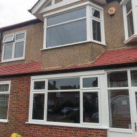 Standard PVCu Casement Window Installation